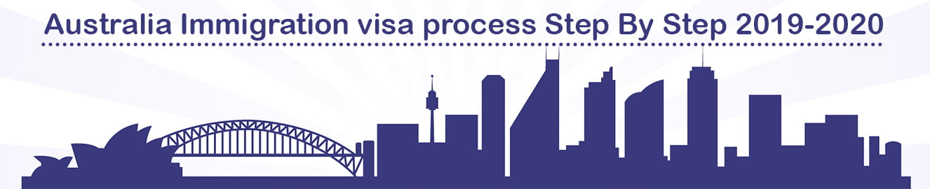 Australia Immigration visa process Step By Step