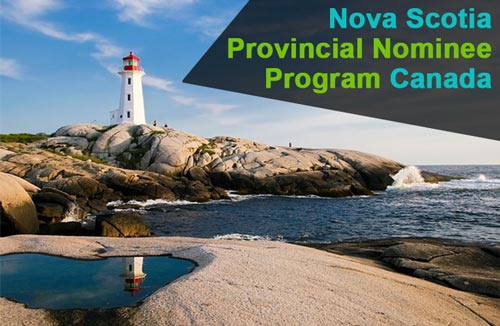 Nova Scotia under Express Entry Program