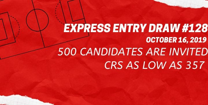 Express Entry draw of 2019 For Federal Skilled Trades Is issued