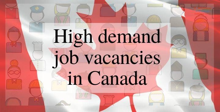 Job vacancies remain at historic highs in Canada