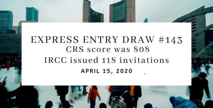 Canada invites provincial nominees in latest Express Entry draw